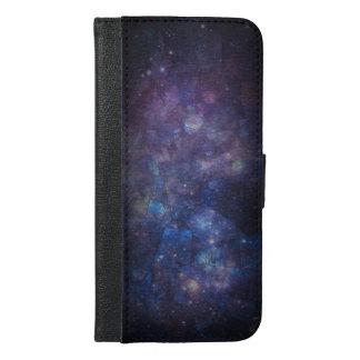 Caso de Smartphone de la cartera del espacio de la