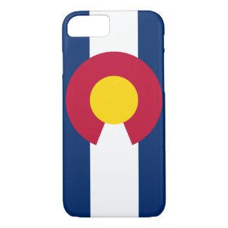 Caso de Smartphone del iPhone de la bandera del Funda iPhone 7