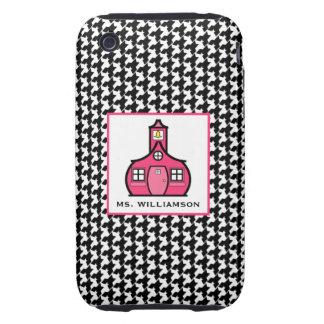 Caso de Tough™ iPhone3G/3GS de la casamata de iPhone 3 Tough Cárcasa