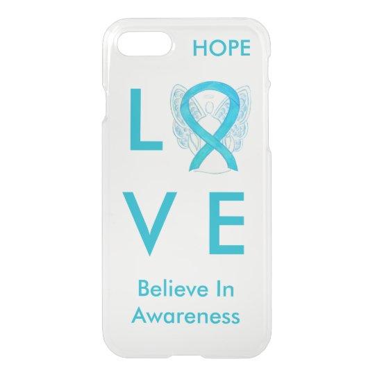 Caso del ángel del iPhone 7 de la cinta de la Funda Para iPhone 7