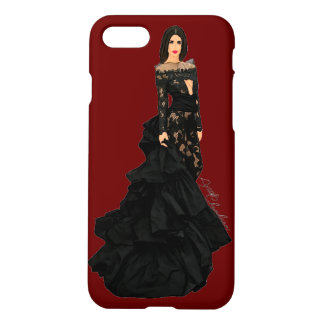 Caso del arte de la fan funda para iPhone 8/7