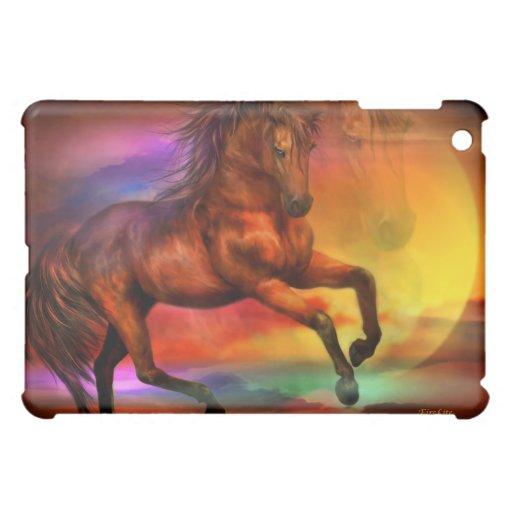 Caso del arte del caballo de la Firelite-Fantasía