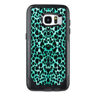 Caso del borde S7 del estampado leopardo del Funda OtterBox Para Samsung Galaxy S7 Edge