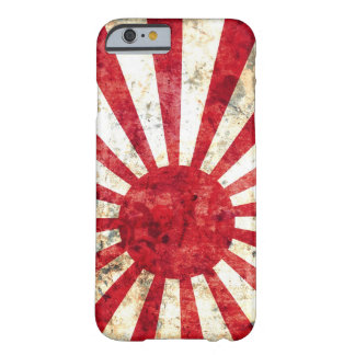 Caso del caso ID™ del iPhone 6 del sol naciente Funda Barely There iPhone 6
