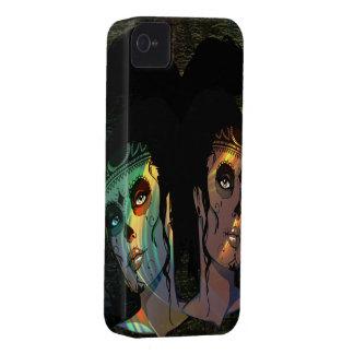 Caso del doctor de bruja 4/4s Iphone Case-Mate iPhone 4 Carcasa