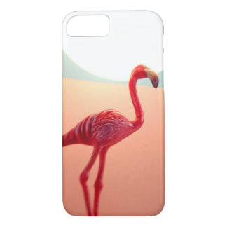 Caso del flamenco funda iPhone 7