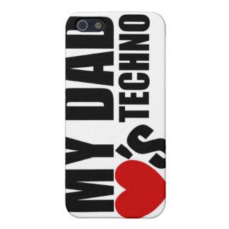 """Caso del funcionario """"MDLT"""" Iphone iPhone 5 Funda"""