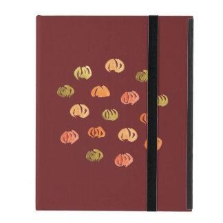 Caso del iPad 2/3/4/de la calabaza sin Kickstand Funda Para iPad