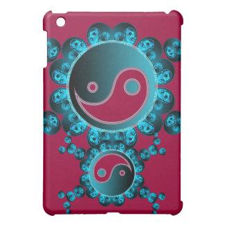 Caso del iPad de BluYang Yin Yang