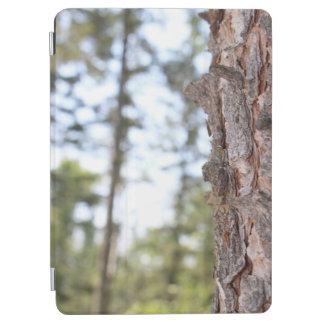 Caso del iPad de la corteza de árbol Cubierta De iPad Air