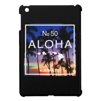 Caso del iPad de la puesta del sol del estado de