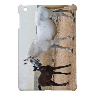 Caso del iPad de la yegua y del potro de Lipizzan