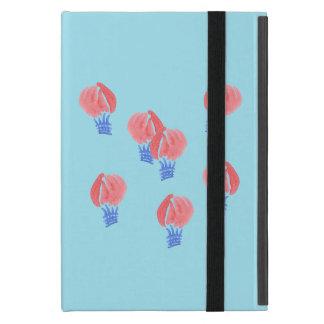 Caso del iPad de los balones de aire mini sin Funda Para iPad Mini
