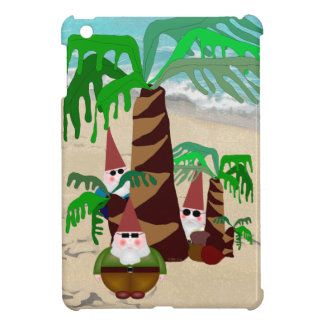 Caso del iPad de los gnomos de la playa mini