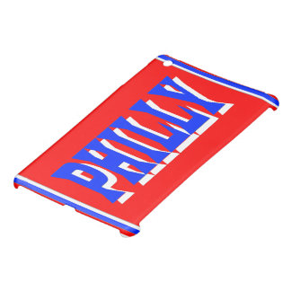 Caso del iPad de Philly mini