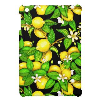 Caso del iPad del árbol de limón
