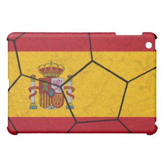 Caso del iPad del balón de fútbol de España