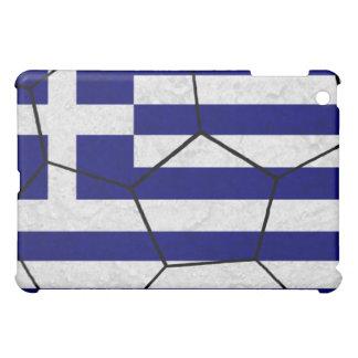 Caso del iPad del balón de fútbol de Grecia