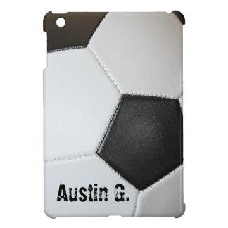 Caso del iPad del balón de fútbol mini