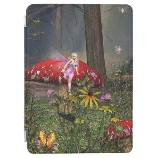 Caso del iPad del bosque de hadas favorable Cubierta Para iPad Pro