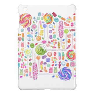 Caso del iPad del caramelo