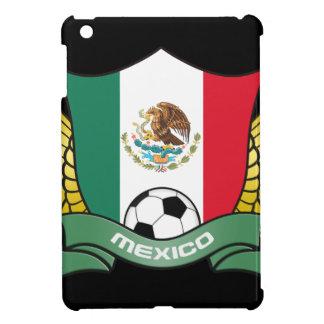 Caso del iPad del fútbol de México mini