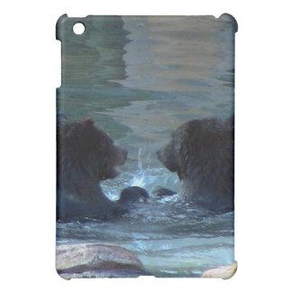 Caso del iPad del oso grizzly