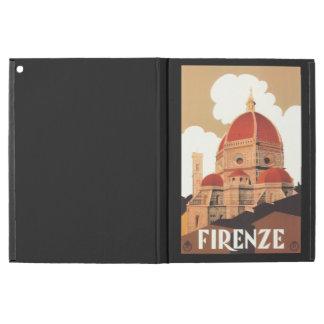 Caso del iPad del poster de Firenze favorable