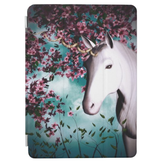 Caso del iPad del unicornio favorable Cubierta Para iPad Pro