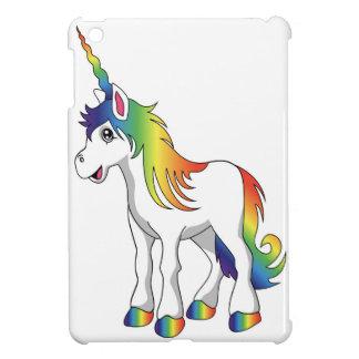 Caso del iPad del unicornio mini