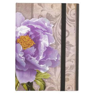 Caso del iPad floral del peony de los peonies de l