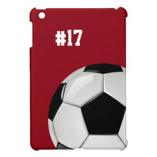 Caso del iPad rojo del fútbol mini