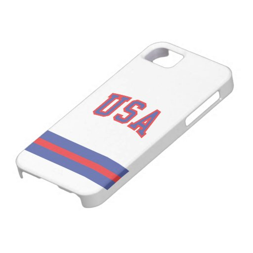 caso del iPhone 1980-USA iPhone 5 Case-Mate Funda