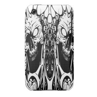caso del iphone 3g/3gs de los organicskulls Case-Mate iPhone 3 cárcasa