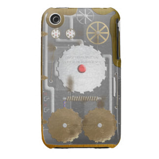 Caso del iPhone 3G/3GS de Steampunk Funda Bareyly There Para iPhone 3 De Case-Mate