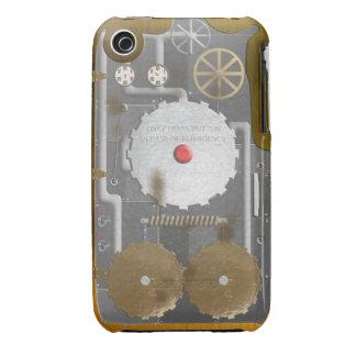 Caso del iPhone 3G/3GS de Steampunk iPhone 3 Carcasas