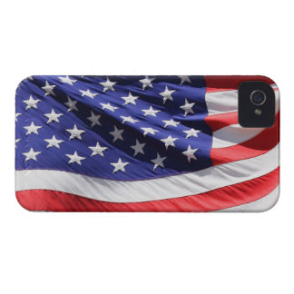 Caso del iPhone 4/4S de la bandera americana Case-Mate iPhone 4 Fundas