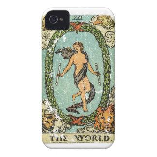 Caso del iPhone 4/4s de Tarot iPhone 4 Case-Mate Cobertura
