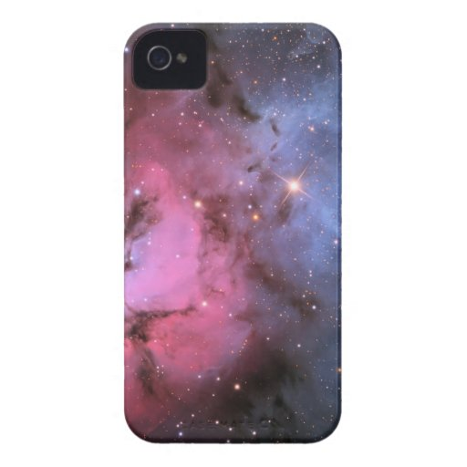 Caso del iPhone 4 de la nebulosa de Hipstr iPhone 4 Case-Mate Carcasas