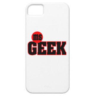 Caso del iPhone 5 5s de ms Geek iPhone 5 Fundas