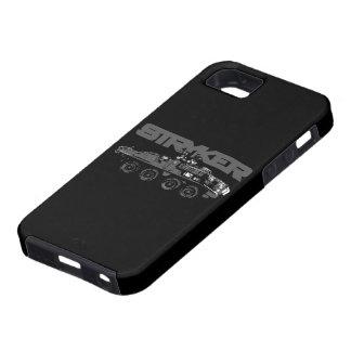 Caso del iPhone 5/5S de Stryker iPhone 5 Case-Mate Funda