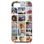 Caso del iPhone 5/5s del collage de la foto iPhone 5 Case-Mate Fundas