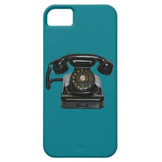 Caso del iphone 5 apenas allí QPC del teléfono del Funda Para iPhone SE/5/5s