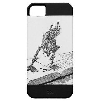 Caso del iphone 5 de La Dance de la Mort iPhone 5 Protectores