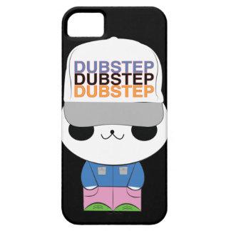 Caso del iPhone 5 de la panda del dubstep de iPhone 5 Case-Mate Protectores