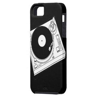 Caso del iPhone 5 de la placa giratoria iPhone 5 Carcasa
