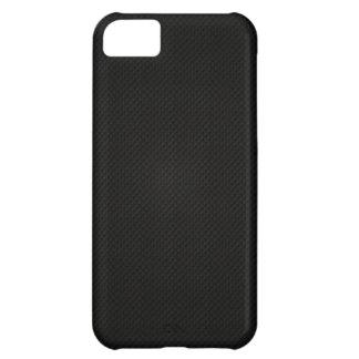 Caso del iPhone 5 de la textura del metal de arma  Funda Para iPhone 5C