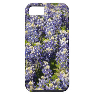 Caso del iPhone 5 de los Bluebonnets de Tejas Funda Para iPhone SE/5/5s