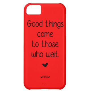 Caso del iPhone 5 de MilSO rojo/negro Carcasa iPhone 5C