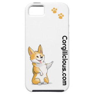 Caso del iPhone 5 del Corgi iPhone 5 Case-Mate Cobertura